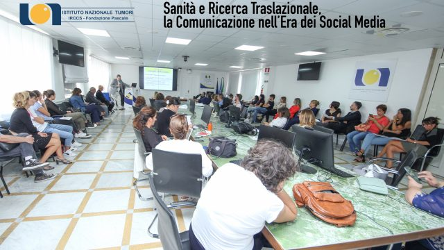 25.settembre.2019 – Sanità e Ricerca Traslazionale. La Comunicazione nell'Era dei Social Media