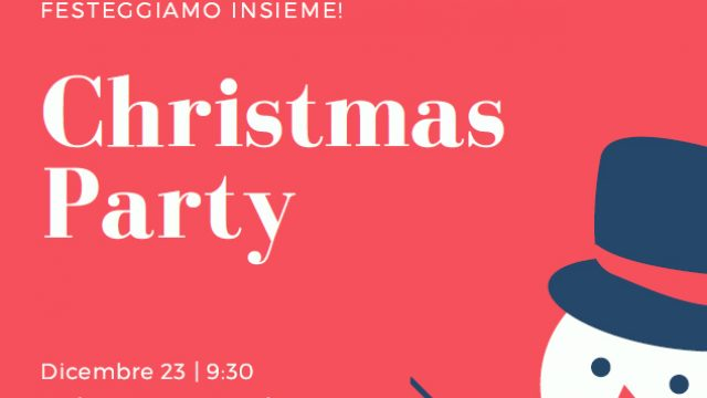 23/12/2019 – Una giornata  dedicata ai bimbi dei dipendenti