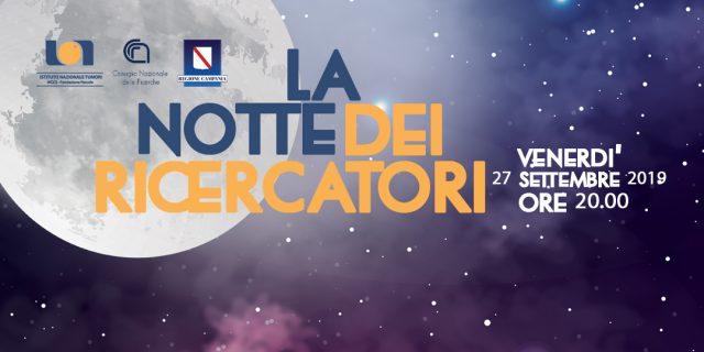 27/09/2019 – Settimana della Scienza e Notte dei Ricercatori