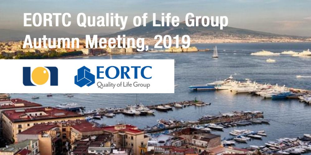 Meeting del EORTC Quality of Life Group, 26 e 27 settembre Royal Continental Napoli
