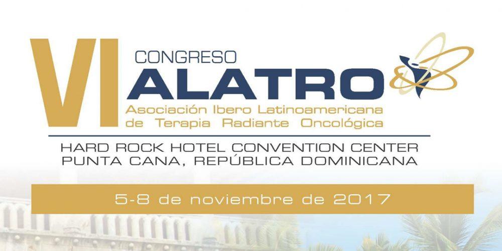 VI Congresso ALATRO – Asociación Ibero Latinoamericana de Terapia Radiante Oncológica