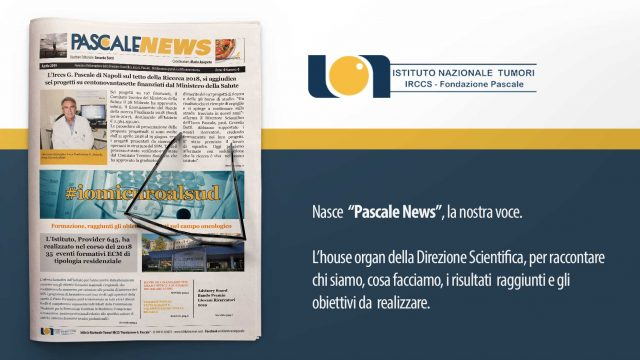 "Nasce  ""Pascale News"", la nostra voce."