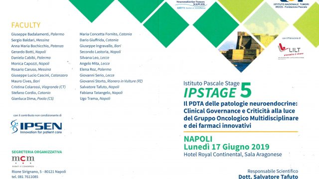 17 Giugno 2019. IPSTAGE 5