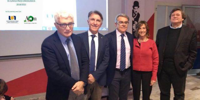 Inaugurata la prima Scuola in Italia di Formazione  in Clinica Psico-Oncologica