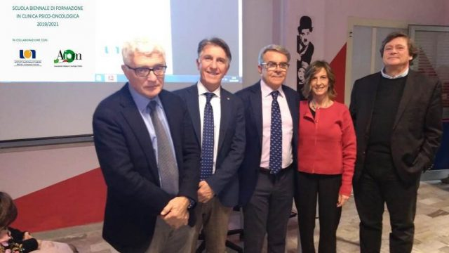 Inaugurata la prima Scuola in Italia di Formazione  in Clinica Psico-Oncologica